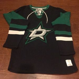 NWT CCM Dallas Stars Hockey Long Sleeve